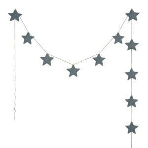 NUMERO 74 : Mini Star Garland, powder