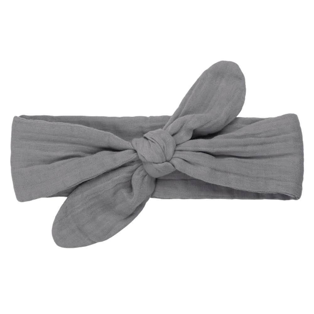 NUMERO 74 : Romy Headband, Stone grey