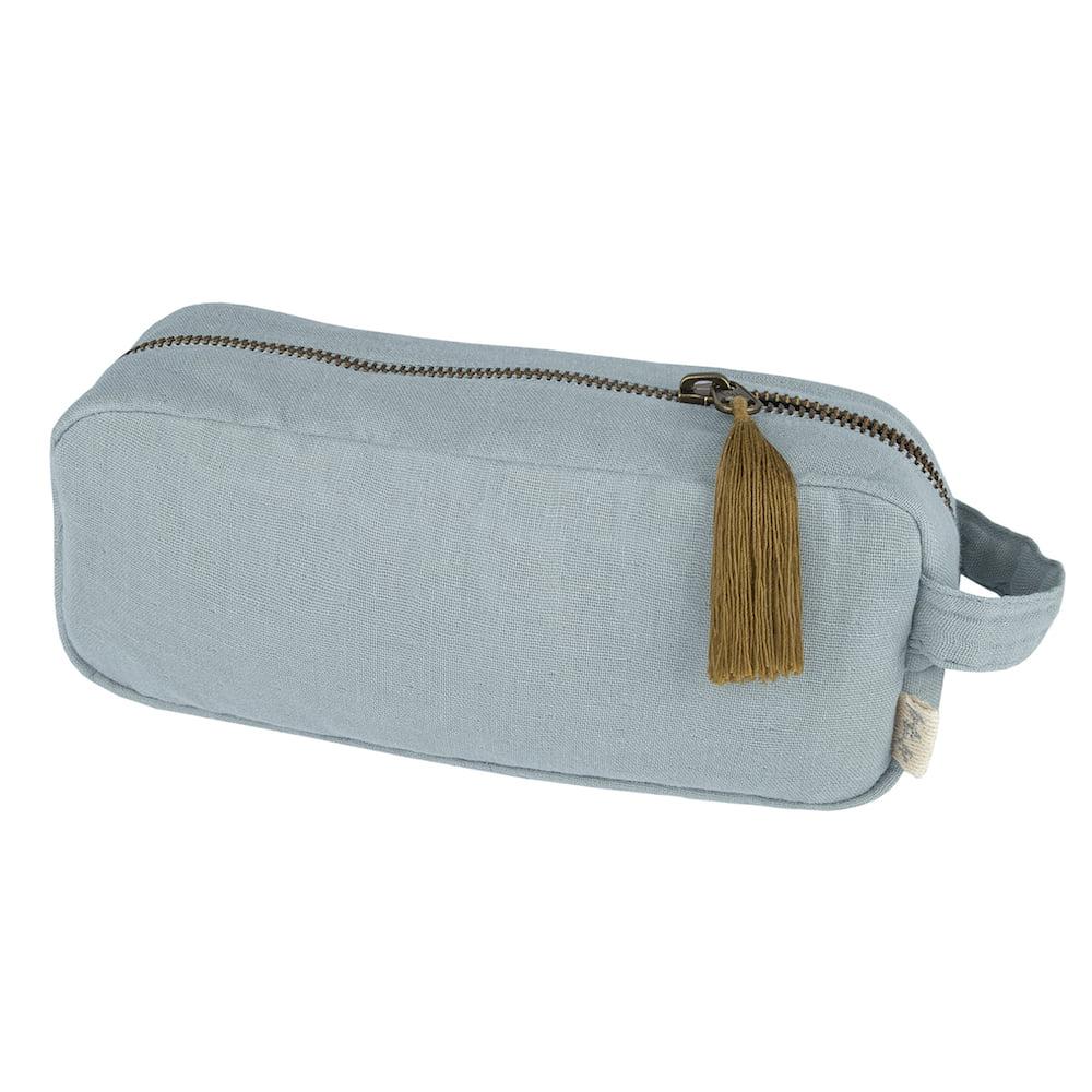 NUMERO 74 : Essential purse, sweet blue
