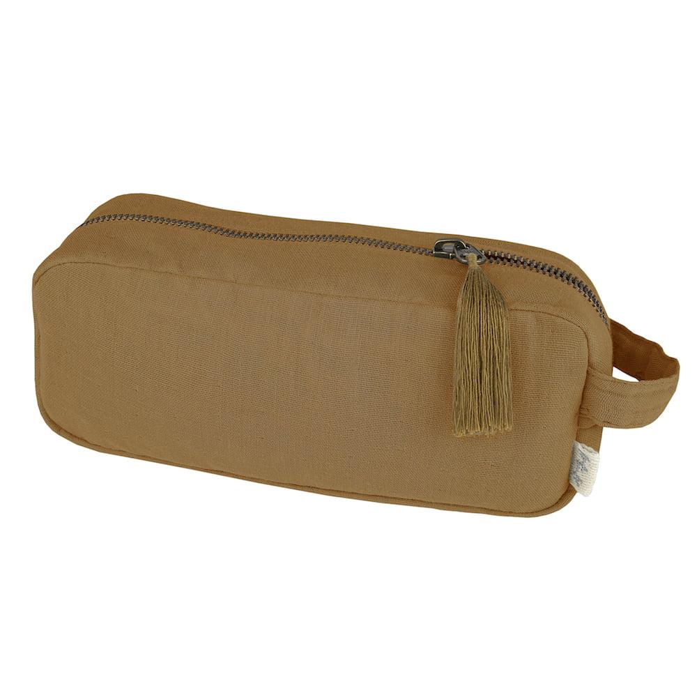 NUMERO 74 : Essential purse, gold