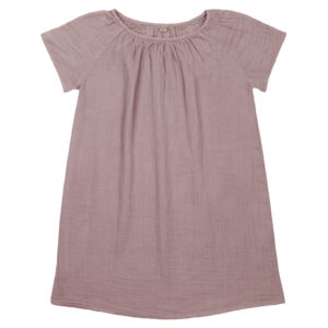 NUMERO 74 : Clara Dress mum, dusty pink
