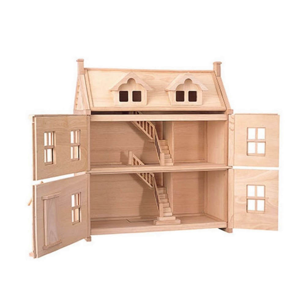 PLAN TOYS : Victorian Puppenhaus