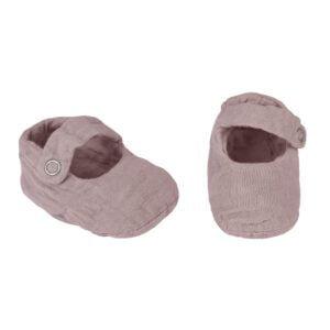 NUMERO74: Sissy Baby Schuhe Dusty Pink