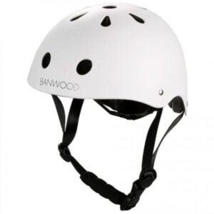 Banwood: Classic Helmet - Matte White