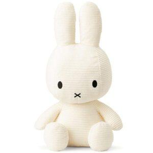 BON.TON.TOYS : Miffy plush, weiss, 50 cm