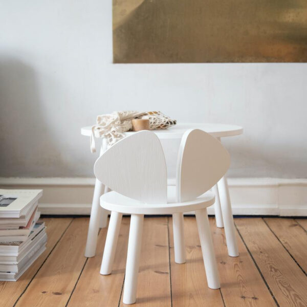 Nofred: Mouse Chair, White oak