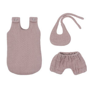 NUMERO 74 : Puppen Essential Set Mini, dusty pink