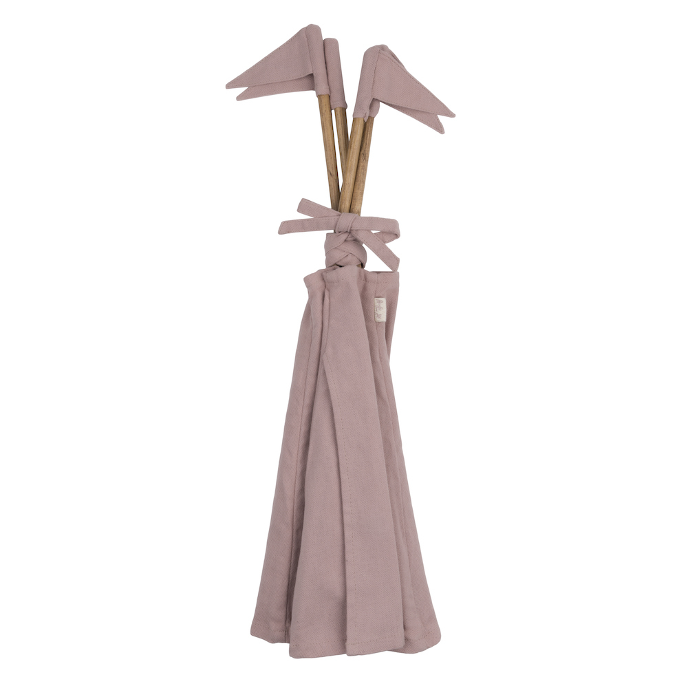 NUMERO 74 : Doll Tipi, Dusty Pink