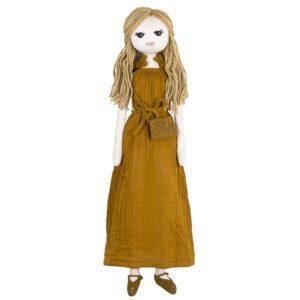 NUMERO 74 : Lea Mum Doll, gold