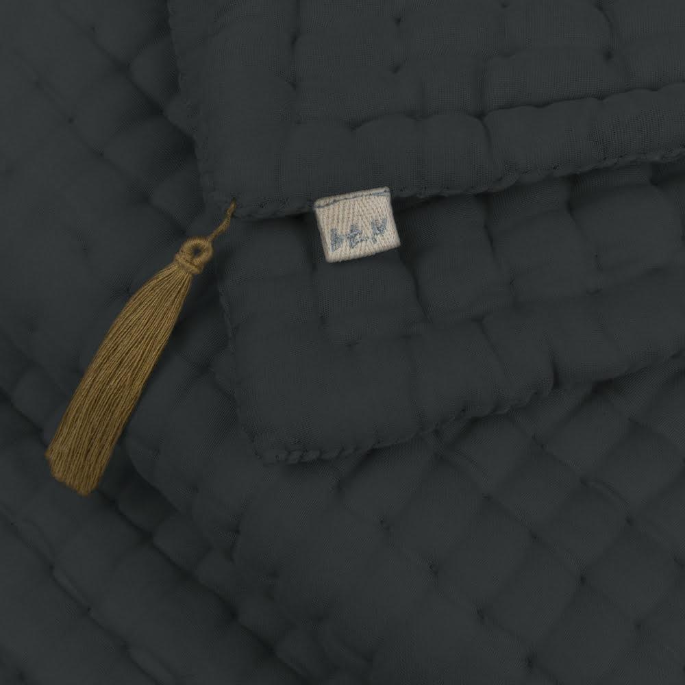 NUMERO 74 :  Quilt Tatami, Dark grey