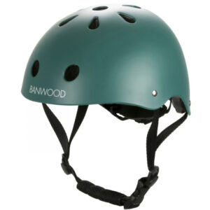 Banwood: Classic Helmet - Dark Green
