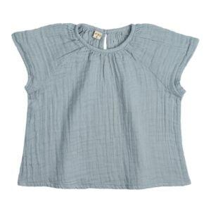 NUMERO 74 : Clara Top kid, Sweet blue