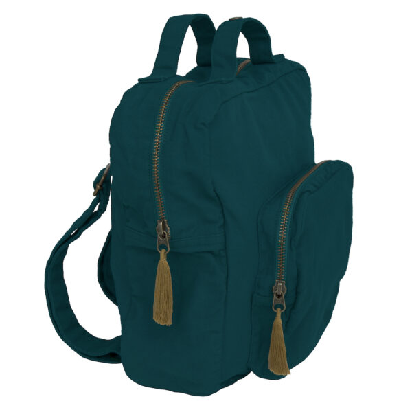 NUMERO 74 : Backpack, teal blue