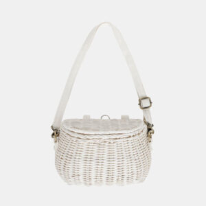 OLLI ELLA : Minichari White - Bag
