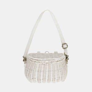 OLLI ELLA : Minichari White - Bag