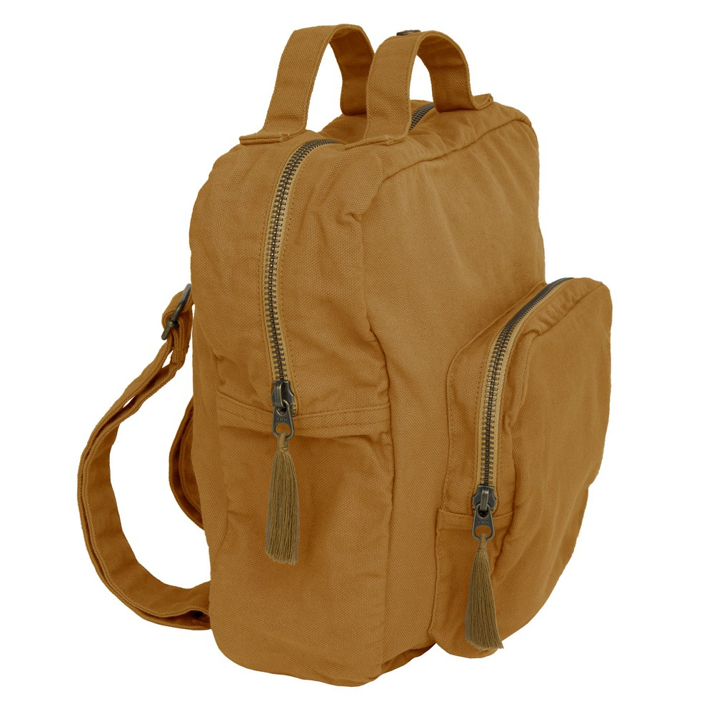NUMERO 74 : Backpack, gold