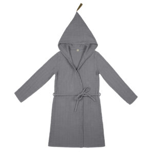 NUMERO 74 : Joy Bathrobe Kid, Stone Grey