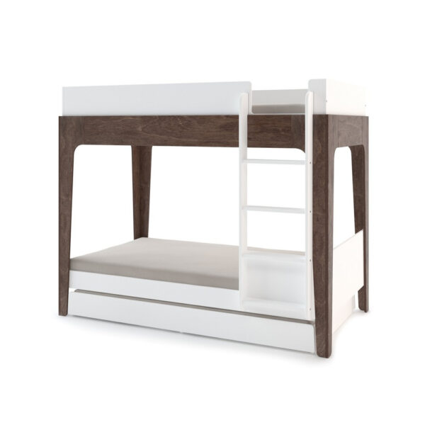 OEUF NYC : Perch Trundle Bed White