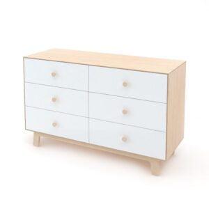OEUF NYC : 6 Draw Dresser - Sparrow