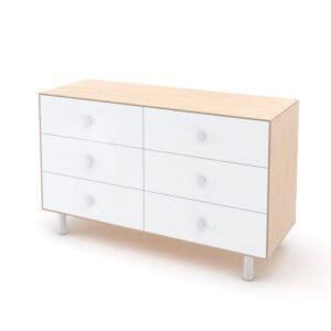 OEUF NYC : 6 Draw Dresser - Rhea