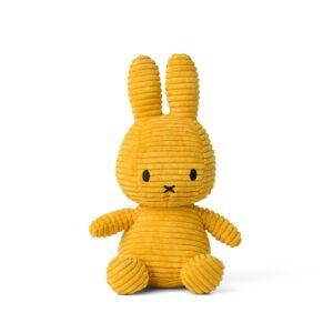 BON.TON.TOYS : Miffy corduroy yellow