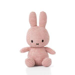 BON.TON.TOYS : Miffy plush rosa