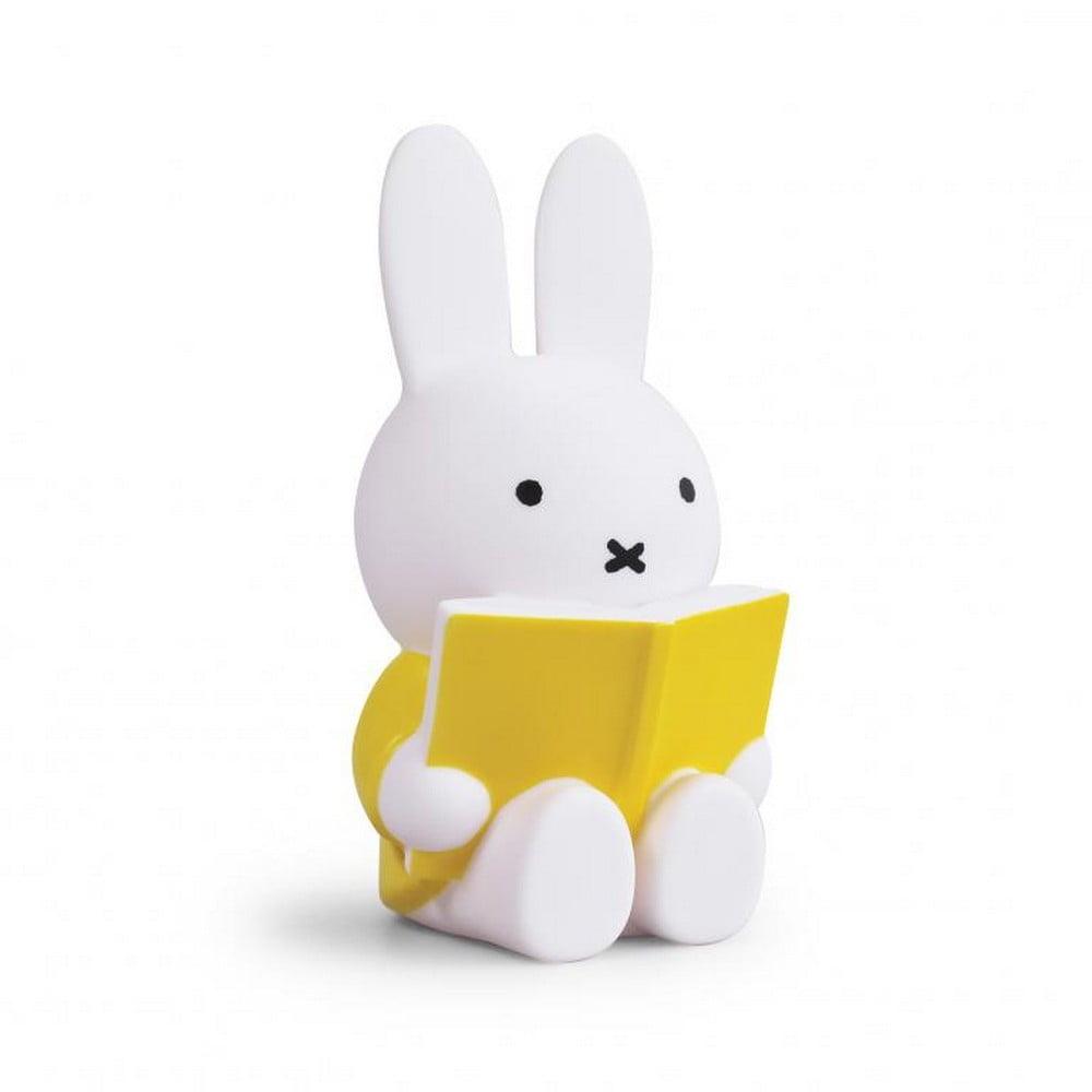Artelier Pierre: Miffy Reads Spardose, gelb