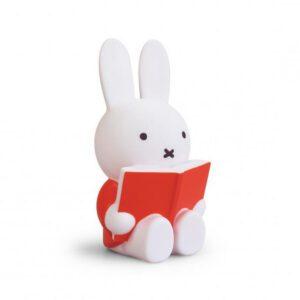 Atelier Pierre: Miffy Reads Spardose, gelb