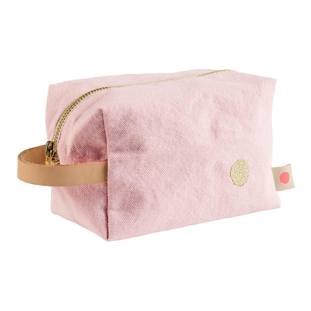 LA CERISE SUR LE GATEAU : Necessaire Cube Iona, Biscuit pm