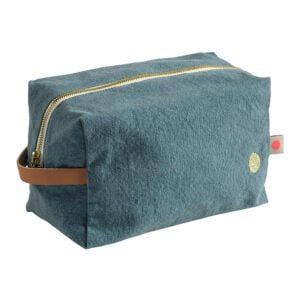 LA CERISE SUR LE GATEAU : Necessaire Cube Iona, sardine gm