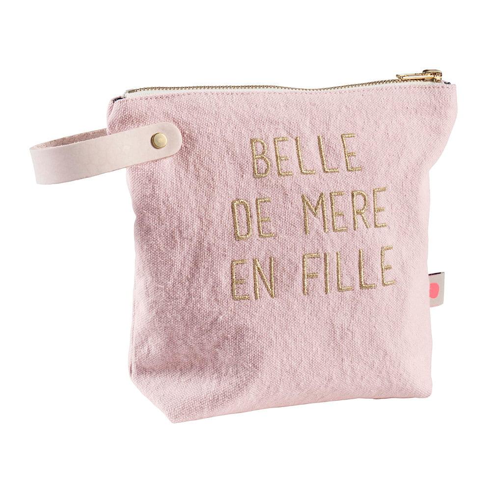 LA CERISE SUR LE GATEAU : Necessaire Belle, Biscuit pm