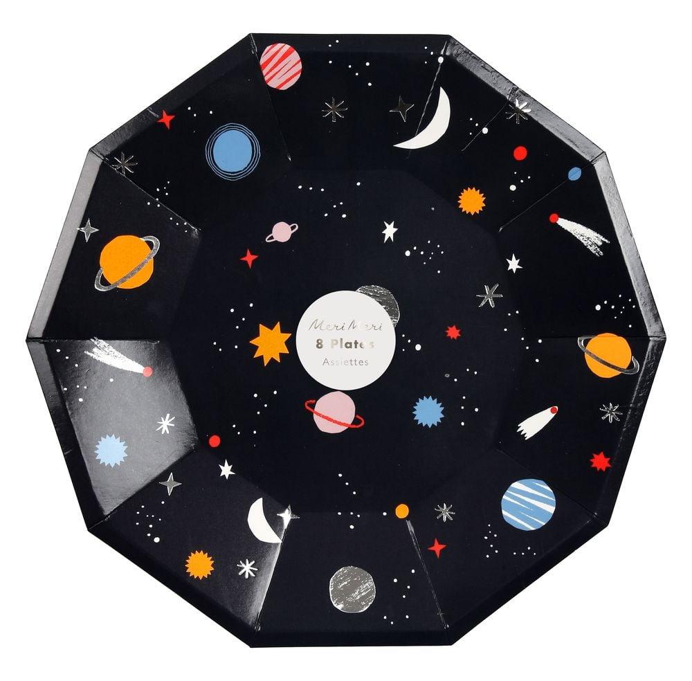 MERI MERI :  Space plate Large