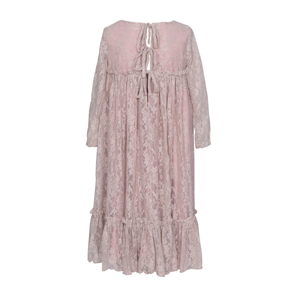 NUMERO 74 : Carolina Dress, dusty pink