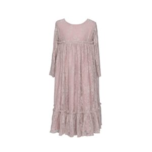 NUMERO 74 : Carolina Dress, dusty pink