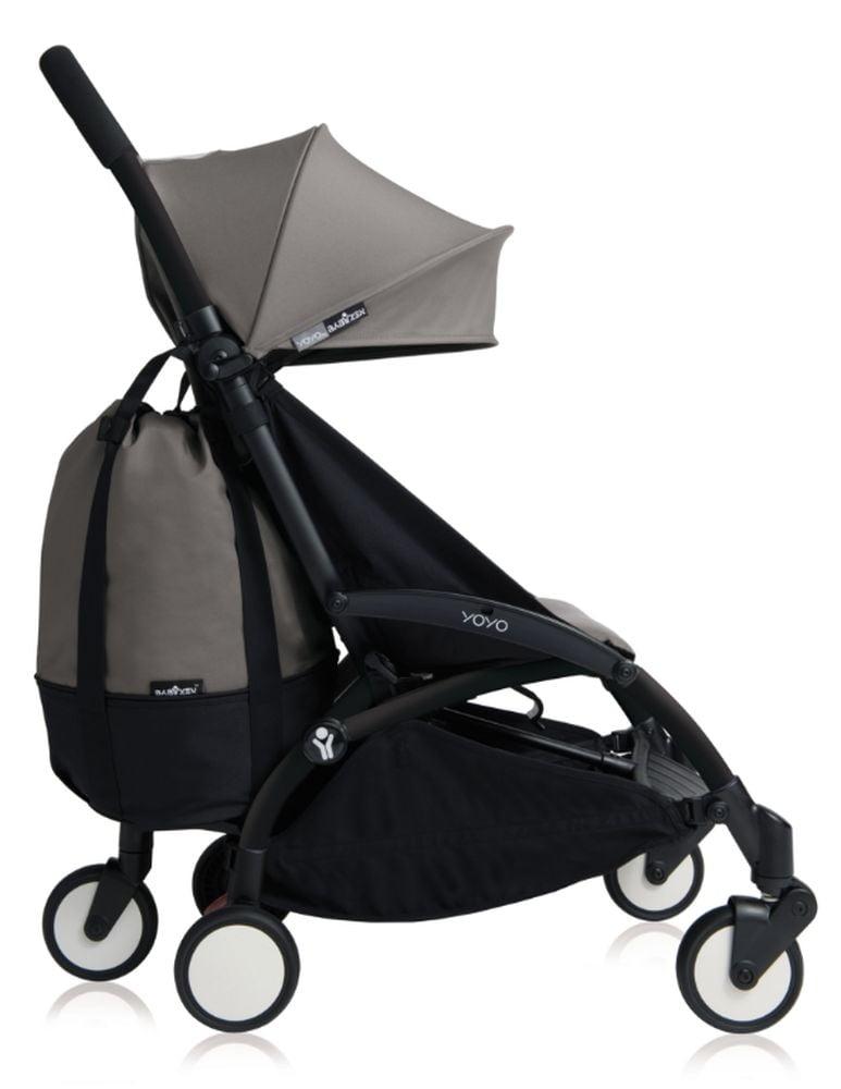 BABYZEN : YoYo+ bag, grey