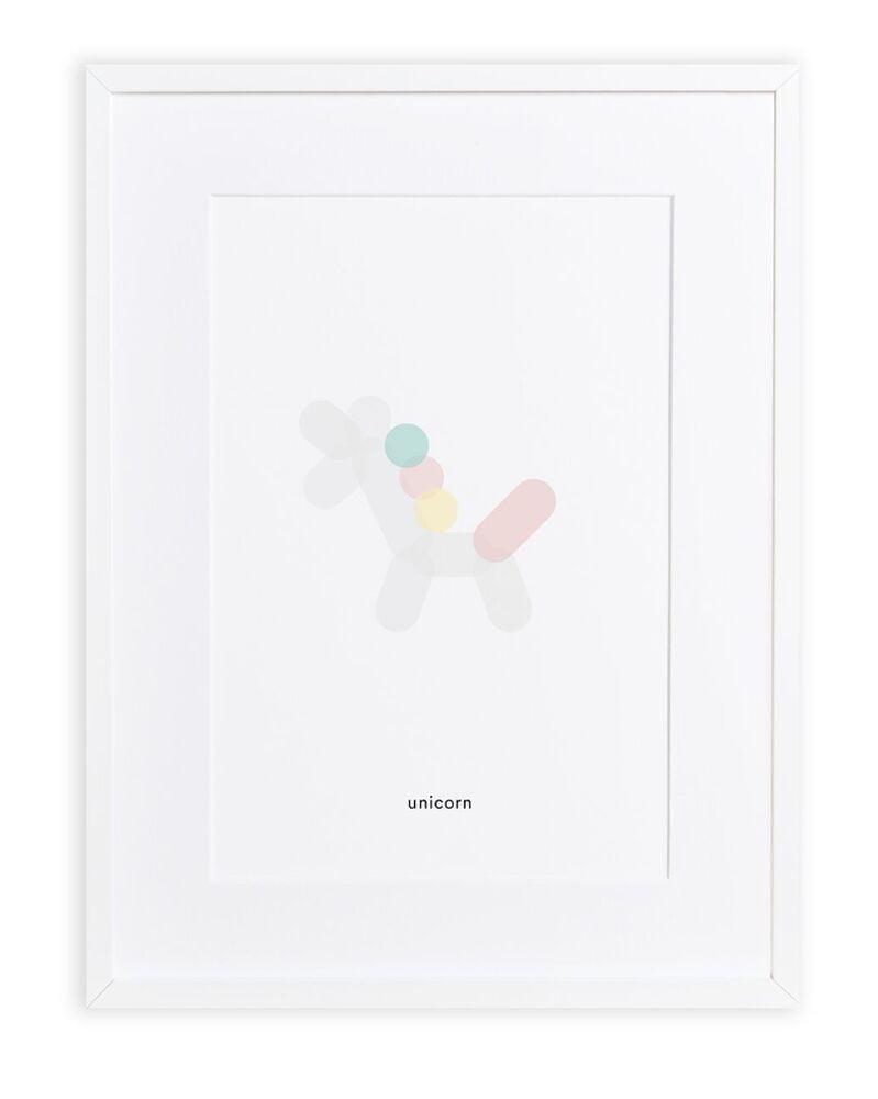 Maison Deux : Minimal Print Unicorn