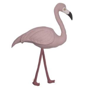 NUMERO 74 : Polly Flamingo