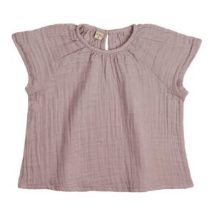 NUMERO 74 : Clara Top kid, Dusty Pink